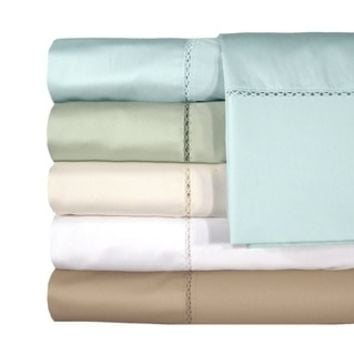 Grand Luxe Egyptian Cotton Linford 500 Thread Count Sheet Separates | Overstock.com Shopping - The Best Deals on Sheets