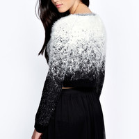 Bianca Fluffy Knit Jumper