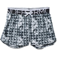 Under Armour Girl's UA Printed Play Up Shorts