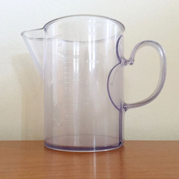 Vintage Dansk Measuring Pitcher
