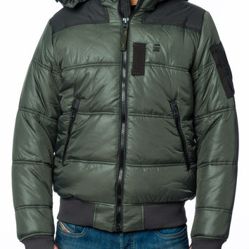 G-Star Whistler HDD Bomber GS Grey Jacket