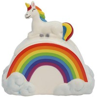 Rainbow Unicorn Trinket Box