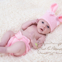Children Costume Baby Sweater Handcrafts Rabbit Set [4919673348]
