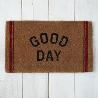 Good Day Coir Doormat