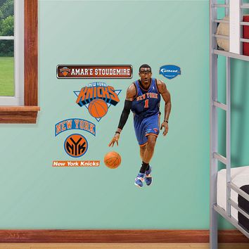 Fathead Jr. New York Knicks Amar'e Stoudemire Wall Decals
