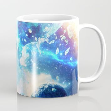 Planets Dimension Mug by Adaralbion