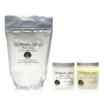 Dorian Gray Skincare 3 Piece Gift Sets