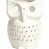 Ceramic Tea Light Holder - from H&M