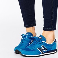 New Balance 410 Blue Trainers