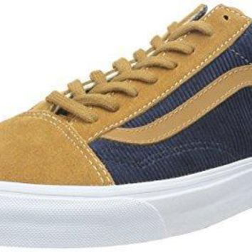 Vans Mens Corduroy Mixup Old Skool Reissue Ca Cathay Spice Vn 0kw7dh0