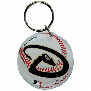 Arizona Diamondbacks - Logo Acrylic Keychain