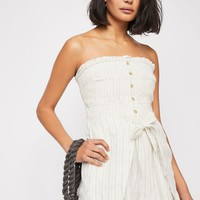 Smock It To Me Romper