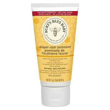 Burt's Bees Baby 100% Natural Diaper Rash Ointment