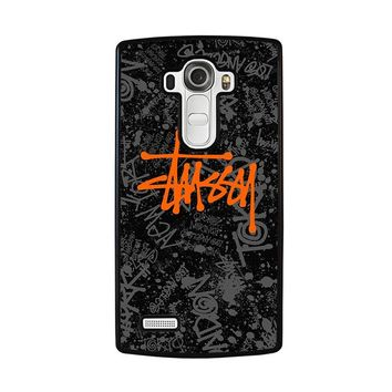 STUSSY HAWAII POW LG G4 Case Cover