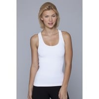 Varick Tank-WHITE - Tops - WOMEN