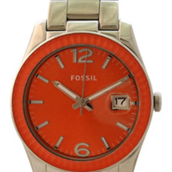 ES3729P Perfect Boyfriend Stainless Steel Watch by Fossil (Women)