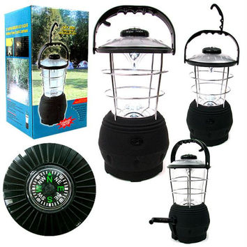 Whetstone  LED Camping Lantern - No Batteries Required