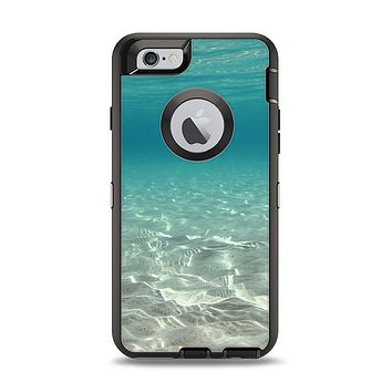 The Under The Sea Scenery Apple iPhone 6 Otterbox Defender Case Skin Set