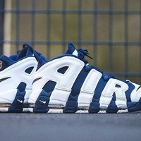 NIKE AIR MORE UPTEMPO (OLYMPIC BLUE)