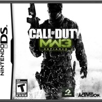 Call of Duty: Modern Warfare 3 - Nintendo DS