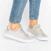 ASOS DARBY Lace Up Trainers at asos.com