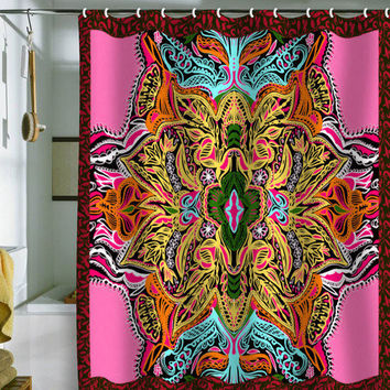 DENY Designs Home Accessories | Mikaela Rydin Oriental Shower Curtain