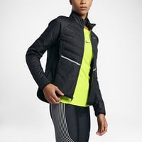 The Nike AeroLoft Women's Running Jacket.
