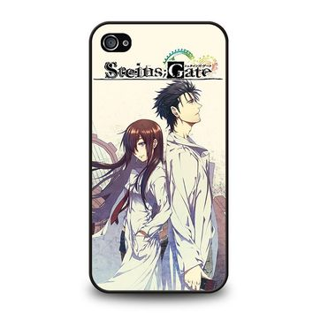 STEINS GATE iPhone 4 / 4S Case Cover
