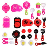 New Children DIY Beauty Kitchen Cooking Toy Role Play Toy Set Educational Toys baby kitchen toys kitchen set for Children Kids