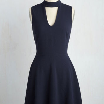 Rise From the Rinks A-Line Dress | Mod Retro Vintage Dresses | ModCloth.com