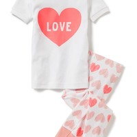 2-Piece Graphic Sleep Set for Toddler | Old Navy