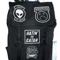Disturbia PMA Backpack | Dolls Kill