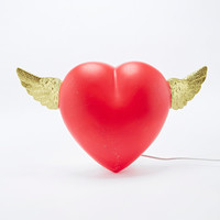 Heico Heart With Wings Lamp - Urban Outfitters