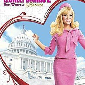 Legally Blonde 2: Red, White & Blonde Reese Witherspoon, Sally Field, Bob Newhart, Luke Wilson, Regina King, Alanna Ubach, Jennifer Coolidge, Jessica Cauffiel, Tane McClue, Bruce McGill