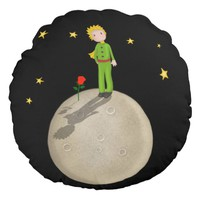 The Little Prince Round Pillow