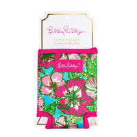 LILLY PULITZER: Koozie - Big Flirt