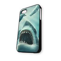 White Shark iPhone 4/4S Case