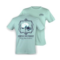 Palmetto Moon | Simply Southern Cotton T-Shirt | Palmetto Moon