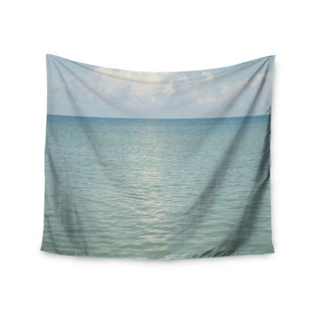 "Catherine McDonald ""Cloud Reflection"" Wall Tapestry"