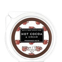 Hot Cocoa & Cream Fragrance Melt | Bath And Body Works