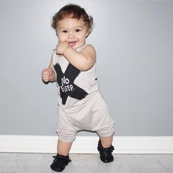 2017 baby clothing Boys&Girls rompers Cross Pattern baby boy clothes and girls baby coveralls baby Romper  clothing set