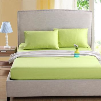High Quality Bed Sheet Set - various colors