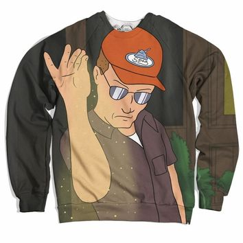 Salt Bae Dale Gribble Sweater
