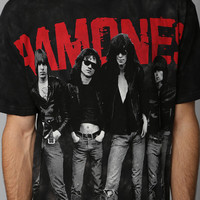 Urban Outfitters - Ramones Marble Tee