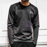 Boys & Men Under Armour Fashion Men Long Sleeve Sweater Shirt