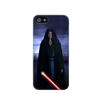 P1568 Anakin Skywalker Star Wars Case Cover For IPHONE 5/5S