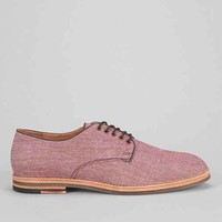 H By Hudson Hadstone Oxford Shoe - Maroon