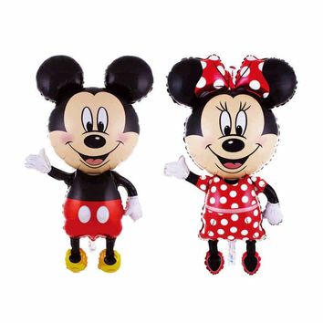 112cm Giant Mickey and Minnie Balloon