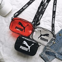 PUMA  Adidas Clear Crossbody Bag