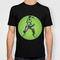 HULK T-shirt by Hands In The Sky